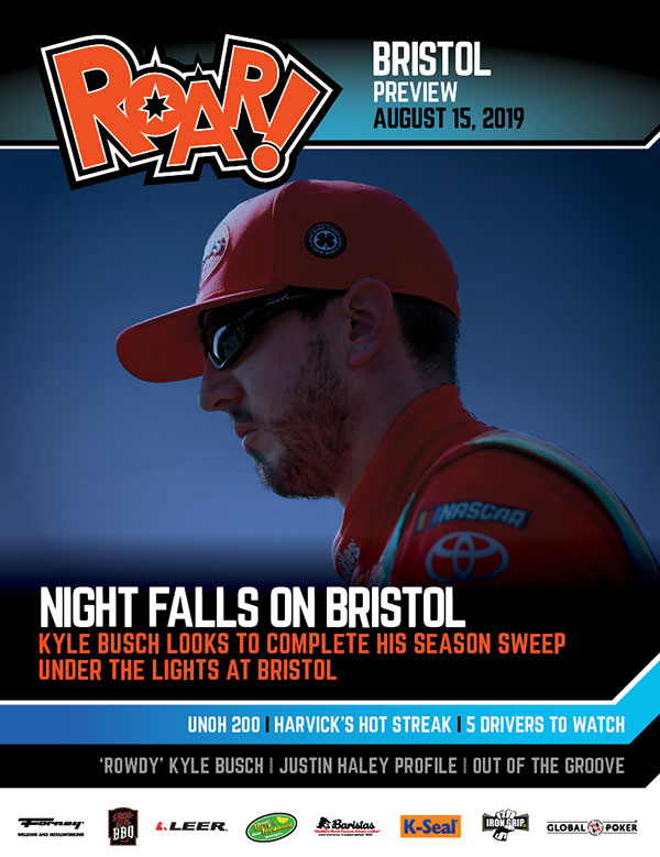 ROAR Bristol Preview August 2019