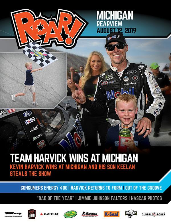 ROAR Michigan Rearview August 2019