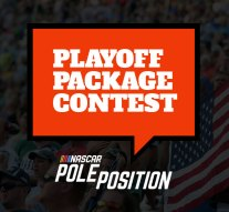 NASCAR Pole Position Playoff Package Contest