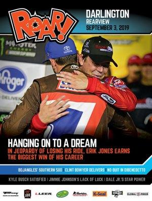 ROAR Darlington Rearview September 2019