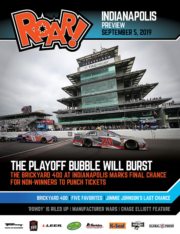 ROAR Indianapolis Preview September 2019