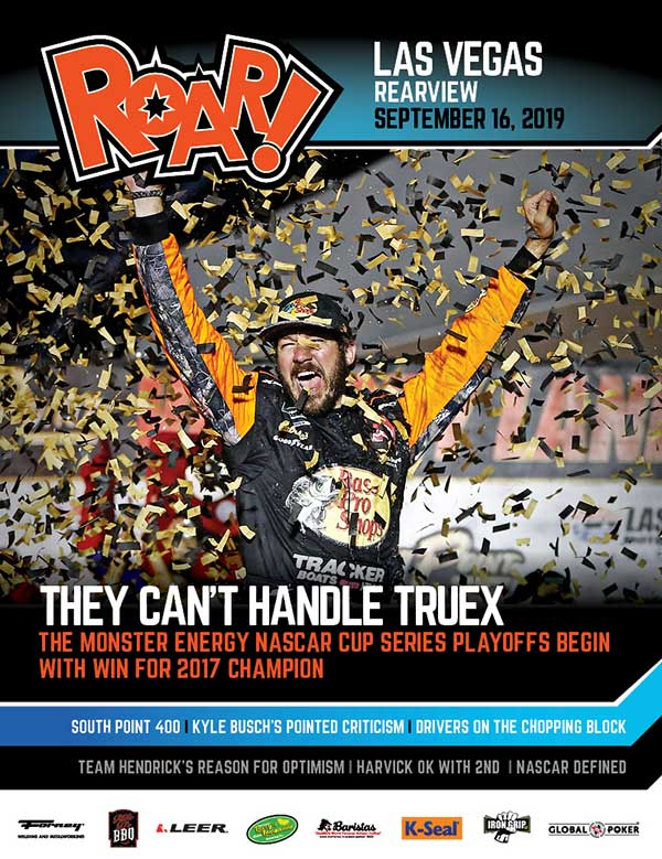 ROAR Las Vegas Rearview September 2019