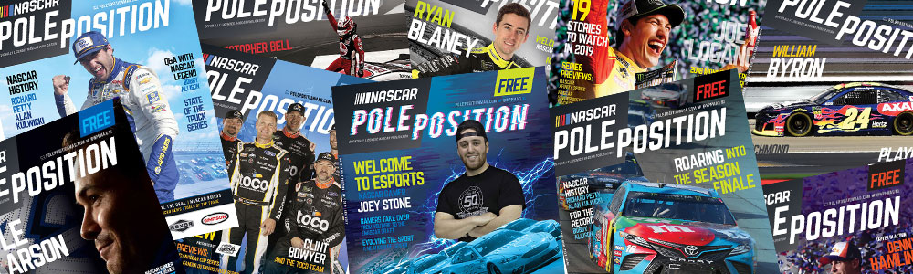 NASCAR Pole Position 2019 Magazines
