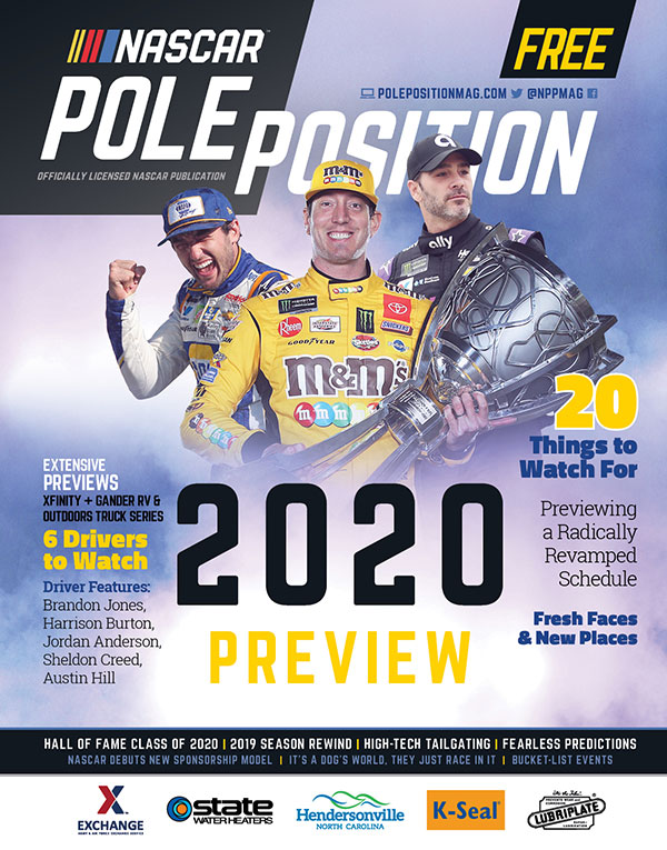 NASCAR Pole Position Season Preview 2020