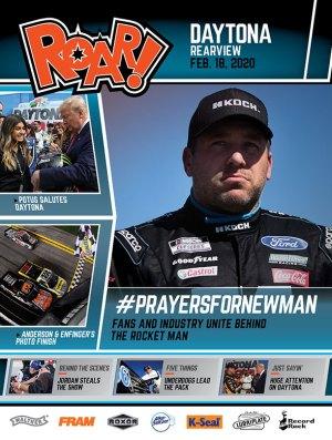 ROAR Daytona Rearview February 2020