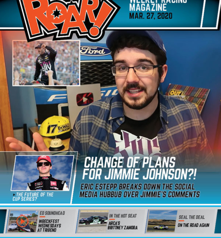 ROAR! - Weekly Racing Magazine - March 27, 2020