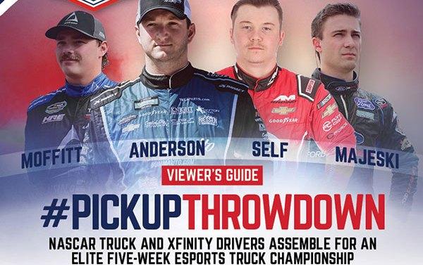 ROAR Pickup Throwdown Viewers Guide eSports iRacing Truck Series