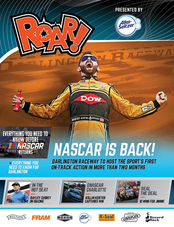 ROAR! - Weekly Racing Magazine - May 15, 2020