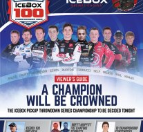 ROAR Pickup Throwdown Viewers Guide eSports iRacing Truck Series IceBox 100