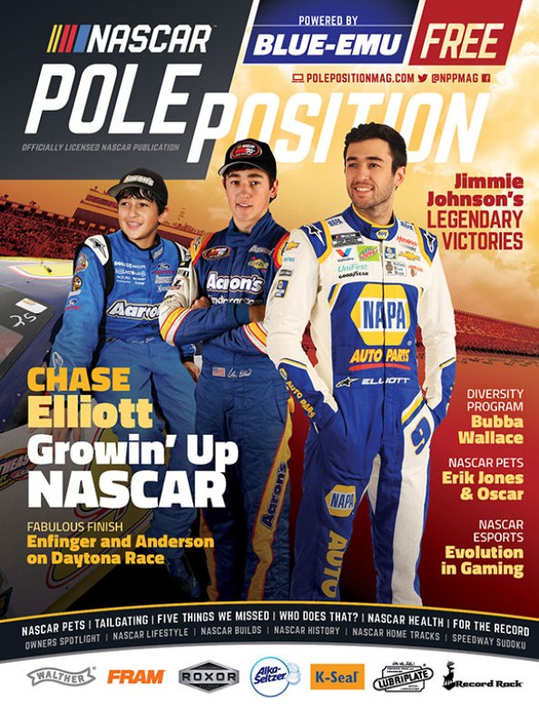 NASCAR Pole Position June/July 2020