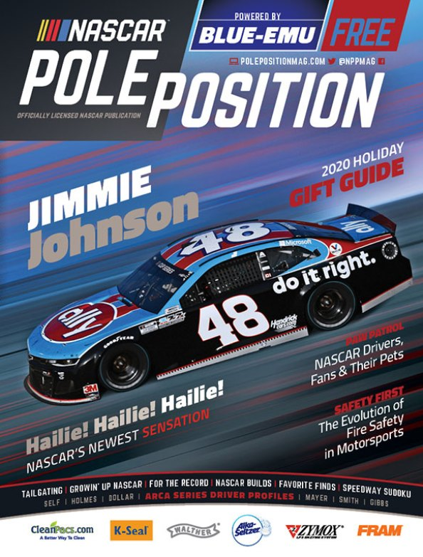 NASCAR Pole Position Oct./Nov. 2020