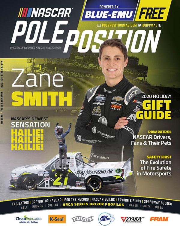 NASCAR Pole Position Phoenix in November 2020