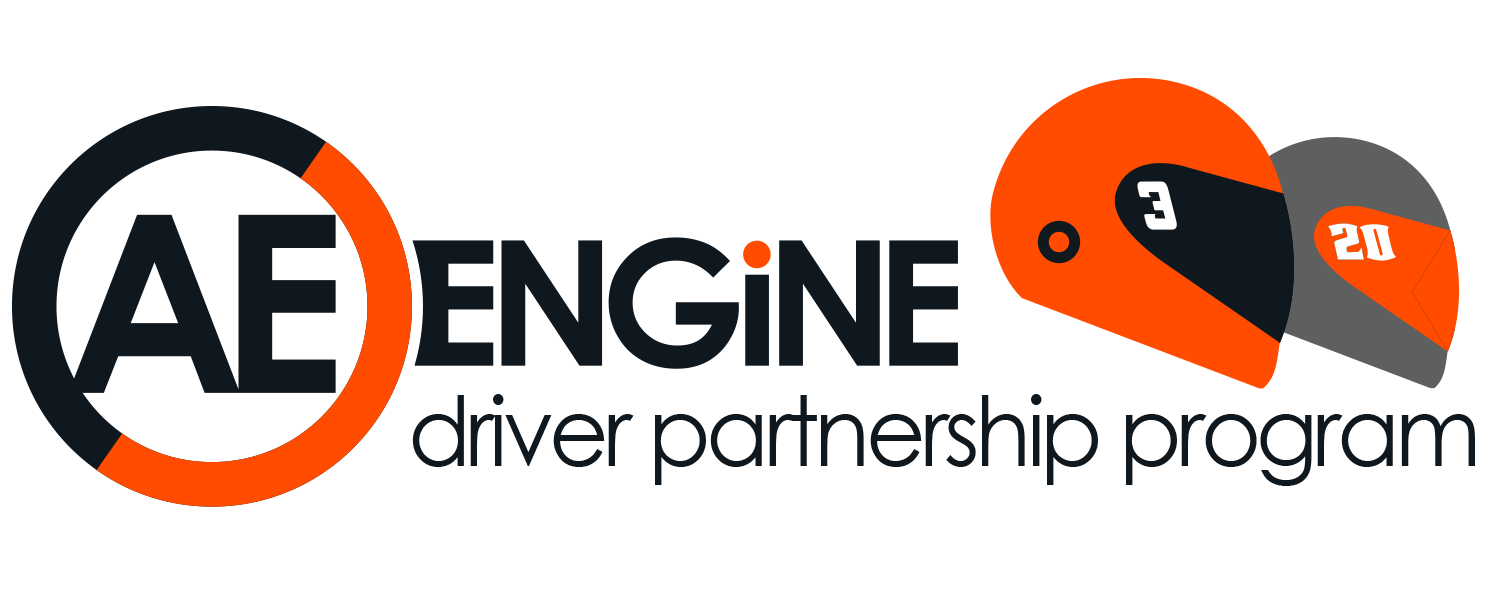 A.E. Engine NASCAR Driver Partnership