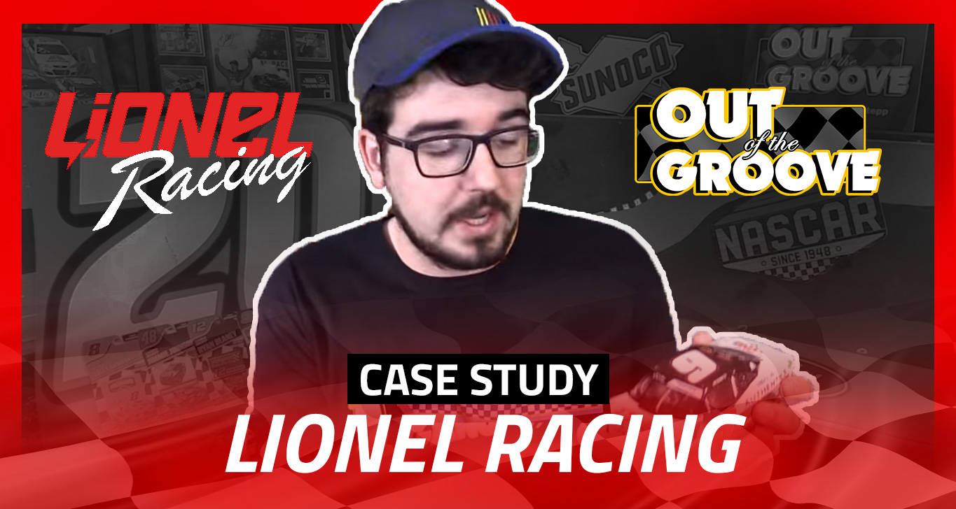 Lionel Racing on Out of the Groove