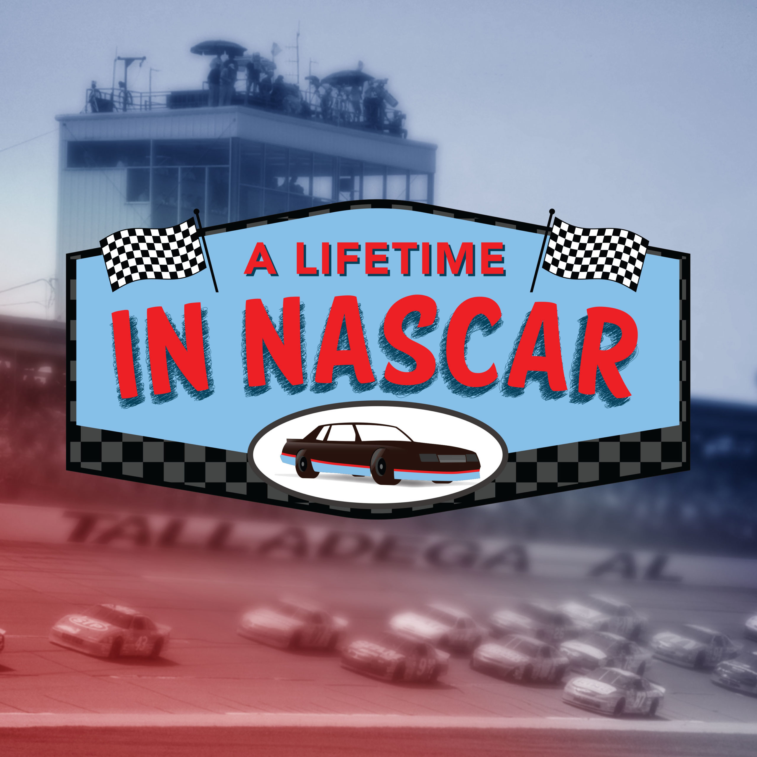 A Lifetime in NASCAR Out of the Groove Podcast Network