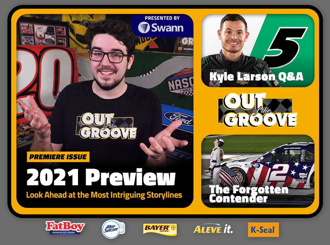 Out of the Groove 2021 Season Preview