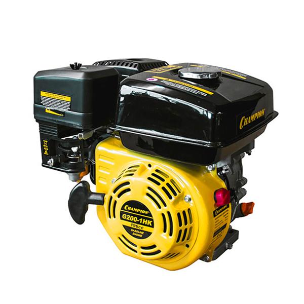 Двигатель CHAMPION G200-1HK (6,5 л.с. 19мм)