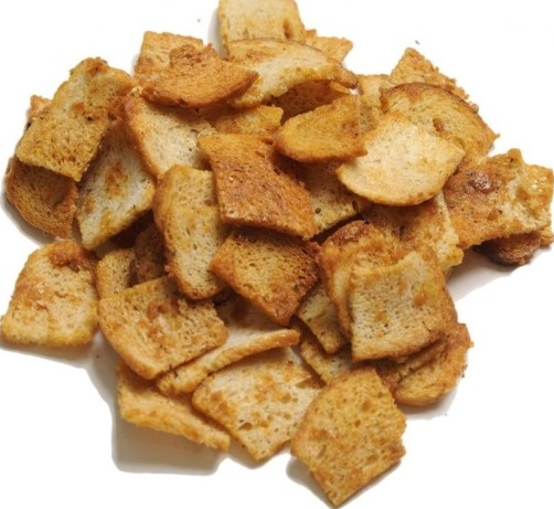 Что полезнее сухари или свежий хлеб