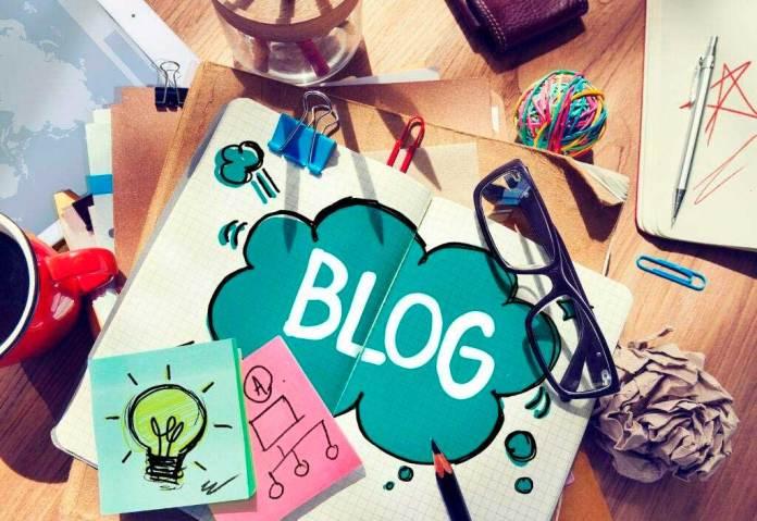 Тебе нужен блог