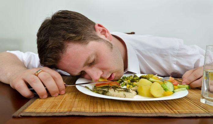 нельзя после еды