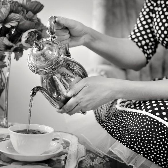 чай и чаепитие