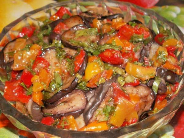 Баклажаны на зиму - лучшие рецепты вкусных заготовок с фото