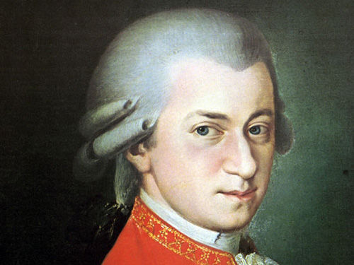 Ave Mozart!
