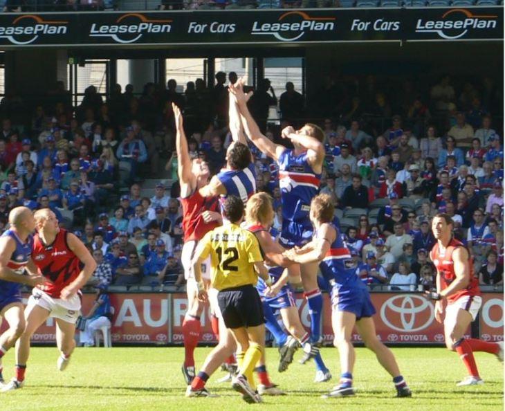 AFL game no ball3