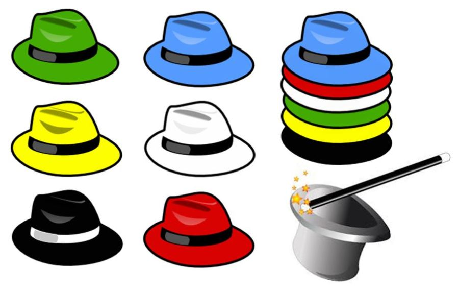 The 7th and 8th thinking hats
