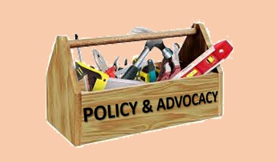 Policy Advocacy – tools worth having