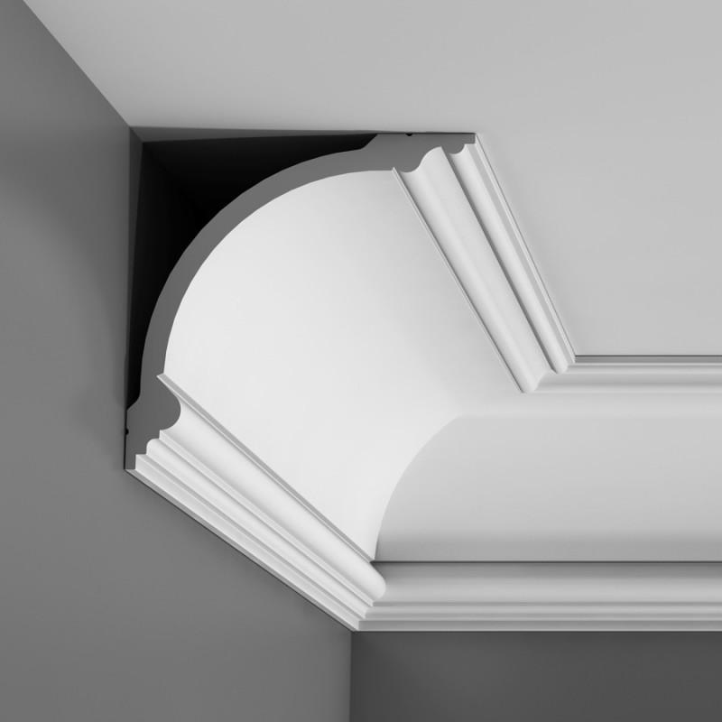 Cornice in polistirolo per pareti e soffitti poliart eps for Cornice adesiva per pareti