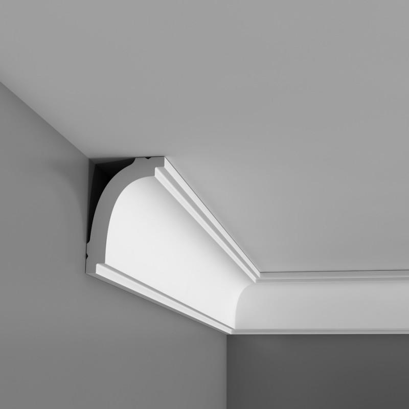 Cornice in polistirolo per pareti e soffitti poliart eps for Rivestimento pareti interne polistirolo