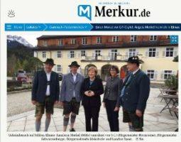 Bericht des Münchner Merkur vom 06.05.2015
