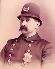 Patrolman Anton (Anthony) Bachman