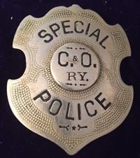 Badge C&O SA PAGE
