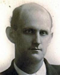 Merchant Patrolman Harry Elmer Baker
