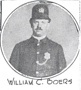 Patrolman William C. Boers