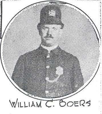 Patrolman William C. Boers