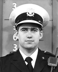 Police Officer Charles Burdsall