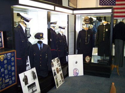 See the transition from the old to the new styles of uniforms while learning about the men and women who wore them.