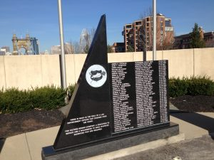 Northern Kentucky Police Memorial