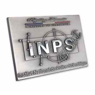 INPS institut national de police scientifique