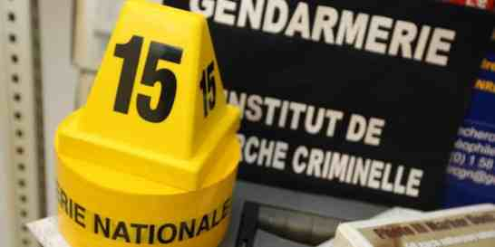 IRCGN institut de recherche criminelle de la gendarmerie nationale