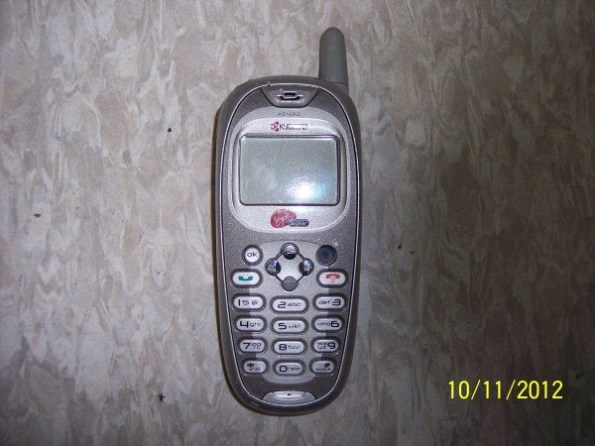 Virgin Mobile Cell Phone