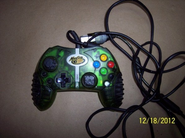 Xbox controller & cord