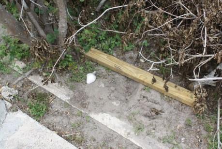 Heroin Buried