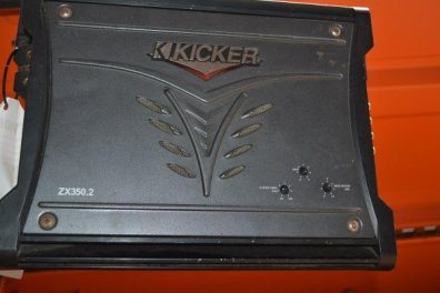 1600005296 Kicker Amp(Possibly Unreported Stolen)