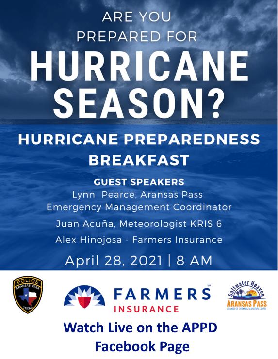 Hurricane FB Event