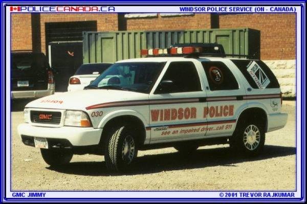 POLICE CANADA - ONTARIO