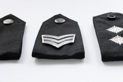 Police Rank Structure UK